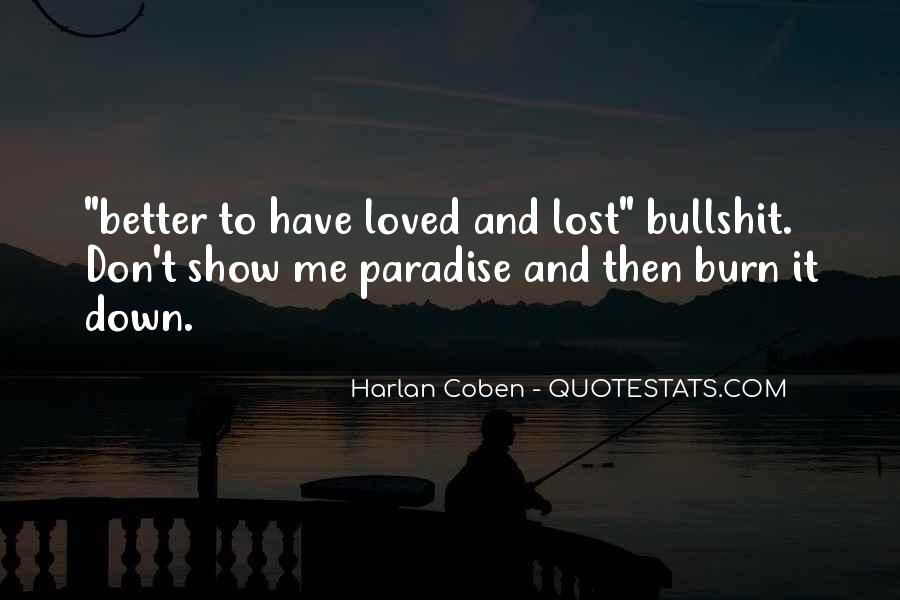 Quotes About Paradise Lost #1089130