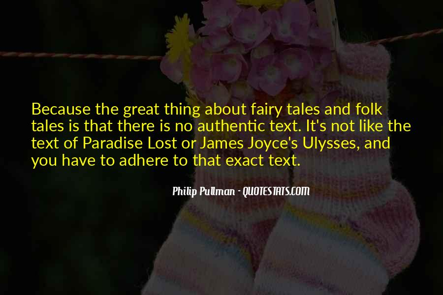 Quotes About Paradise Lost #1232601