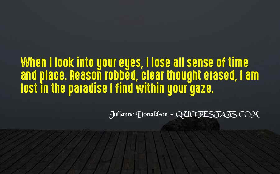 Quotes About Paradise Lost #1639813