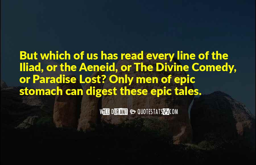 Quotes About Paradise Lost #412885