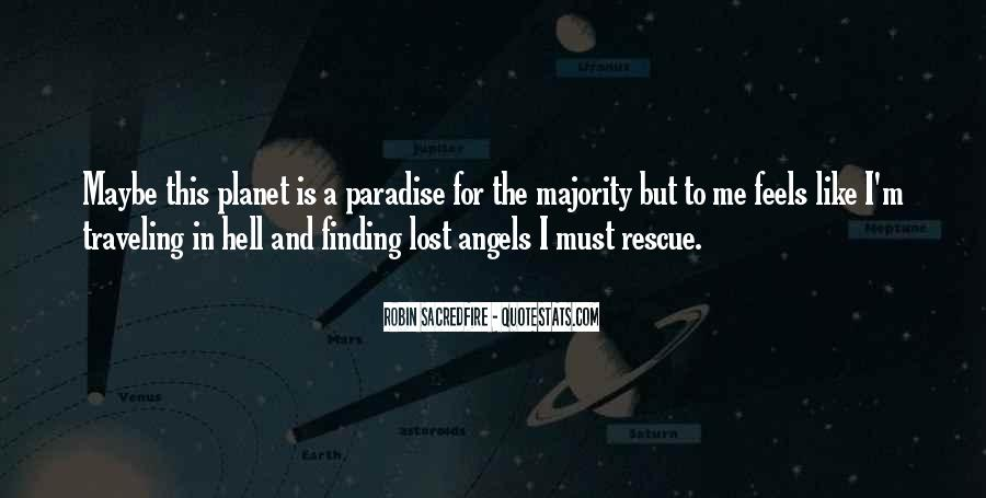 Quotes About Paradise Lost #932664