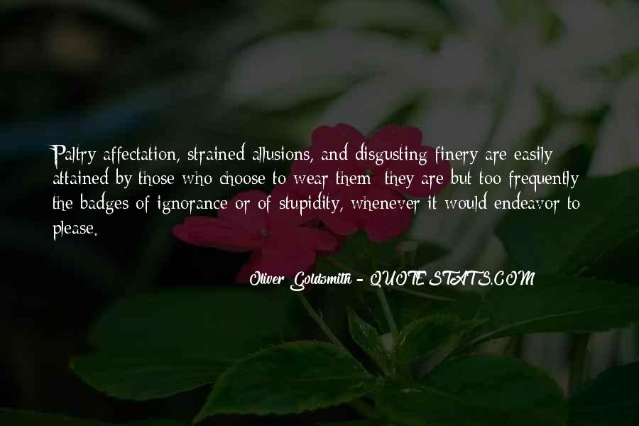 Quotes About Allusions #1284311