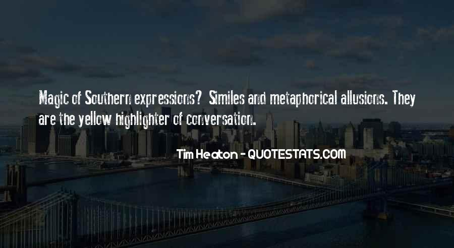 Quotes About Allusions #1460767