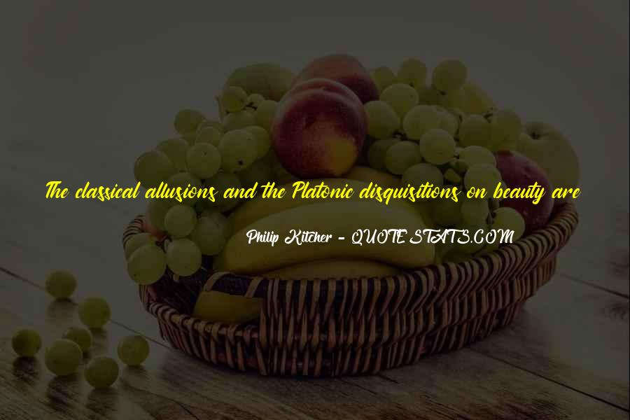 Quotes About Allusions #32000