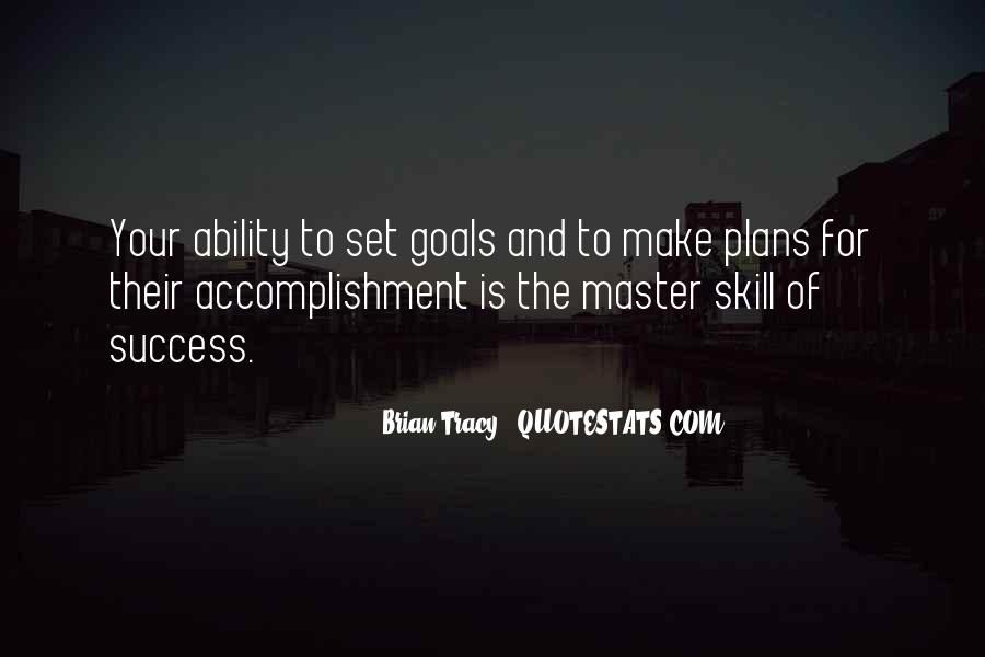 Quotes About Accomplishment And Success #594924