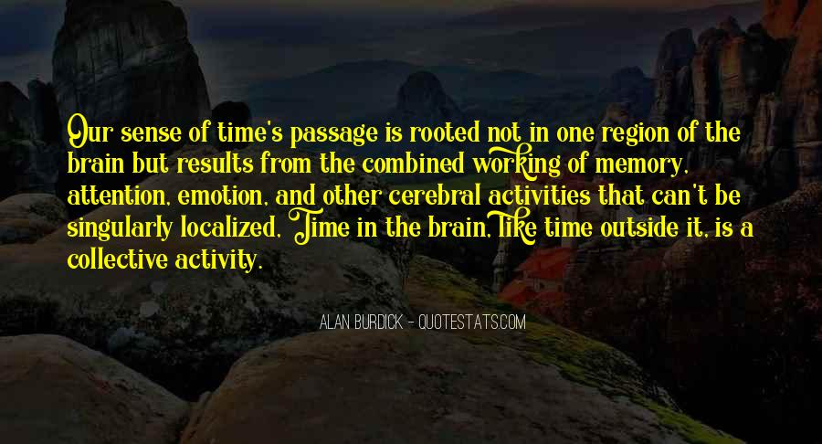Quotes About Collective Memory #406698