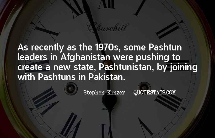 Quotes About Pashtun #1735793