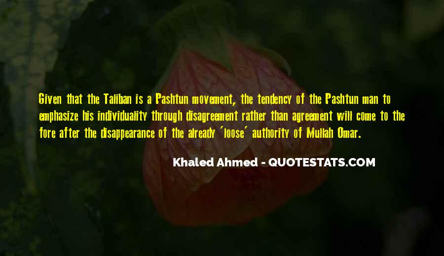 Quotes About Pashtun #322180