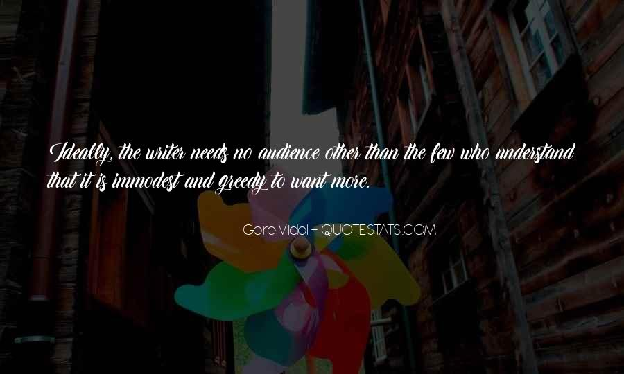Quotes About Greedy #891