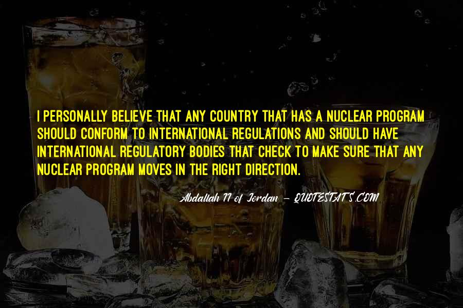 Quotes About Nuclear #101064