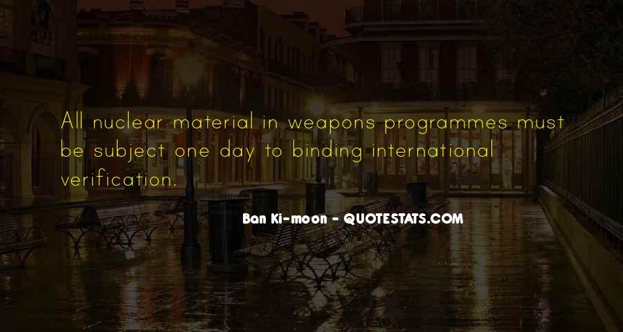 Quotes About Nuclear #102132