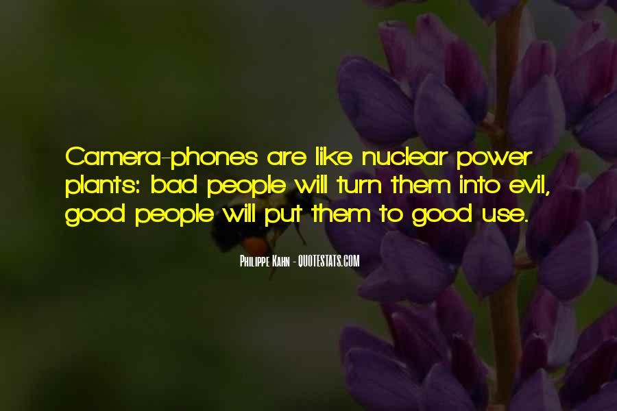 Quotes About Nuclear #12050
