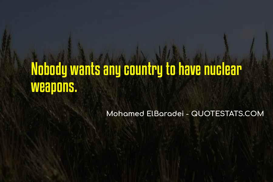 Quotes About Nuclear #40506