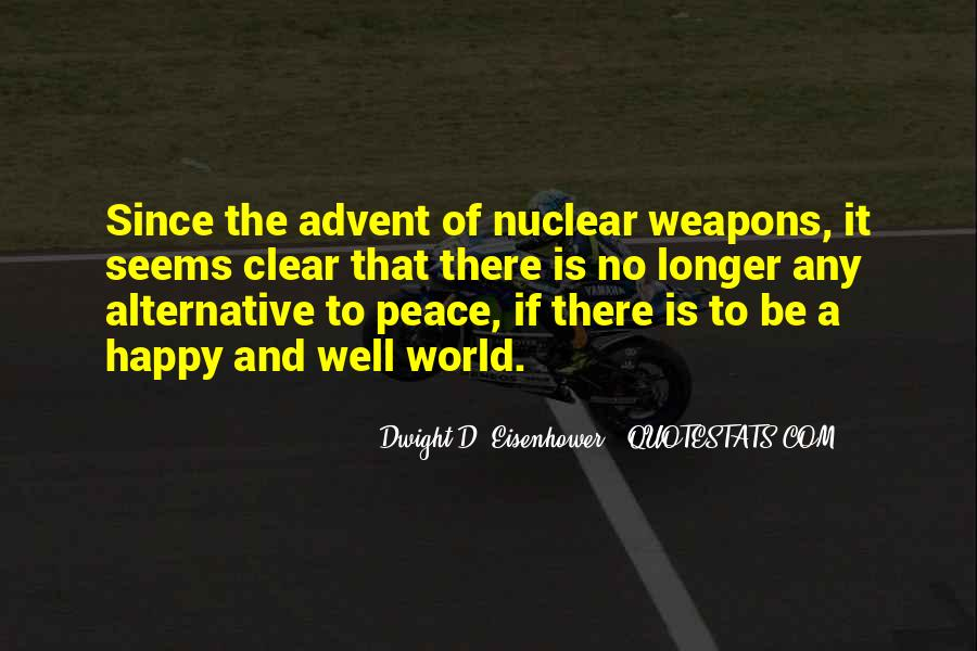 Quotes About Nuclear #40954