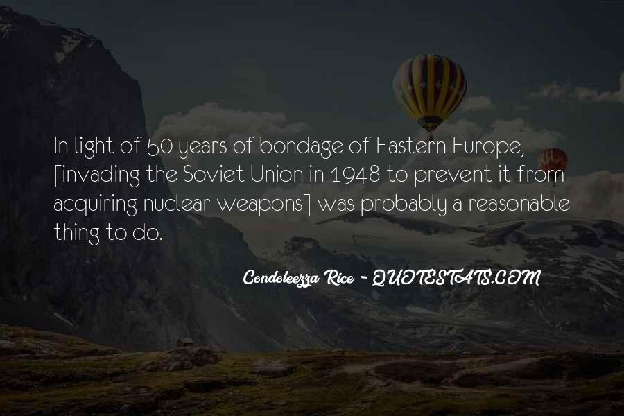Quotes About Nuclear #49367
