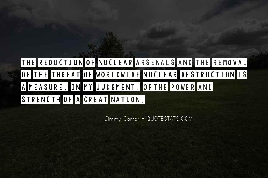 Quotes About Nuclear #60941