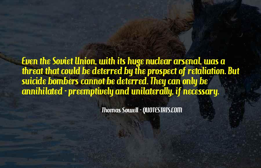 Quotes About Nuclear #63086