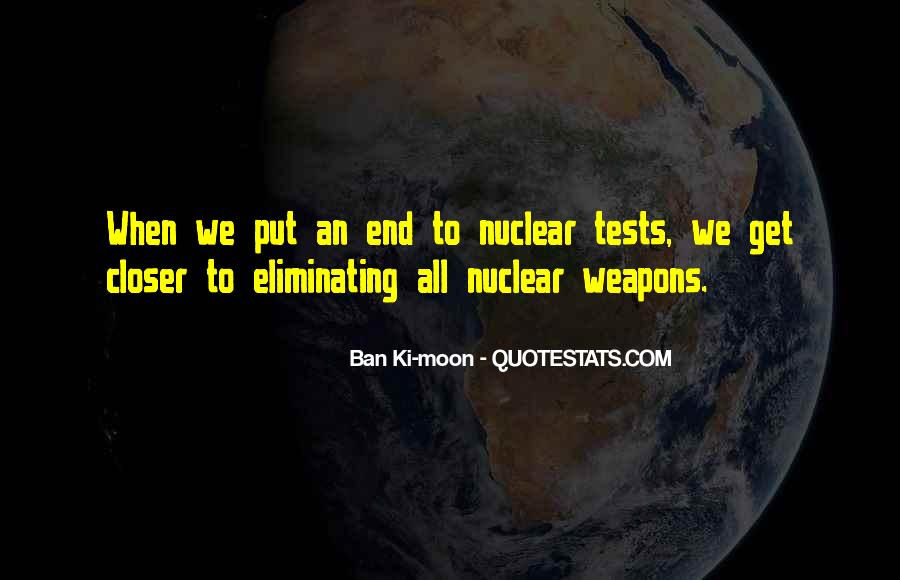 Quotes About Nuclear #6786