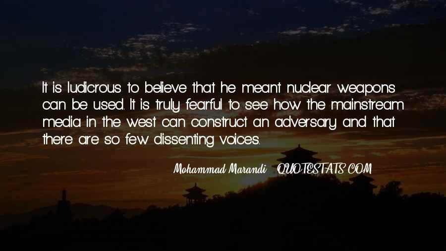 Quotes About Nuclear #67967