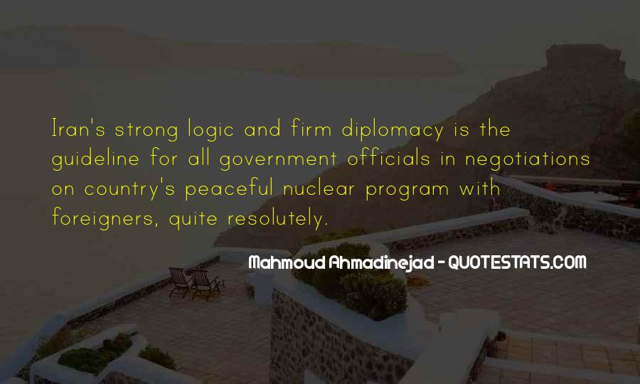 Quotes About Nuclear #86108