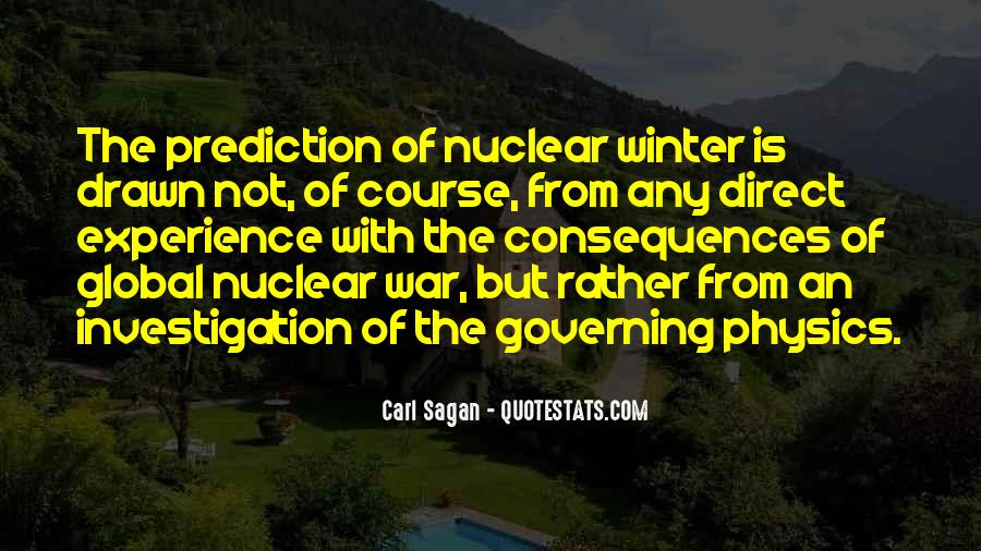 Quotes About Nuclear #96588