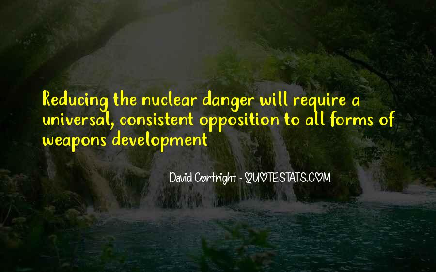 Quotes About Nuclear #97726