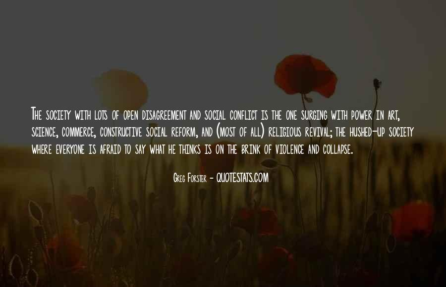 Quotes About Religious Conflict #1013696