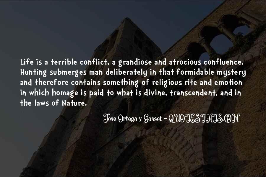 Quotes About Religious Conflict #1706150