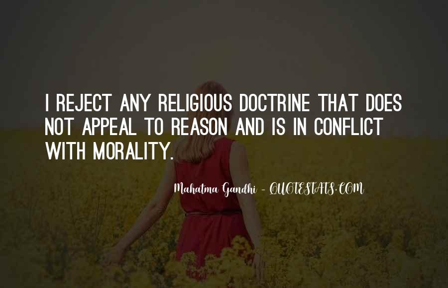Quotes About Religious Conflict #428228