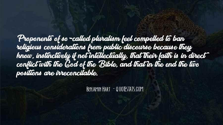Quotes About Religious Conflict #470002