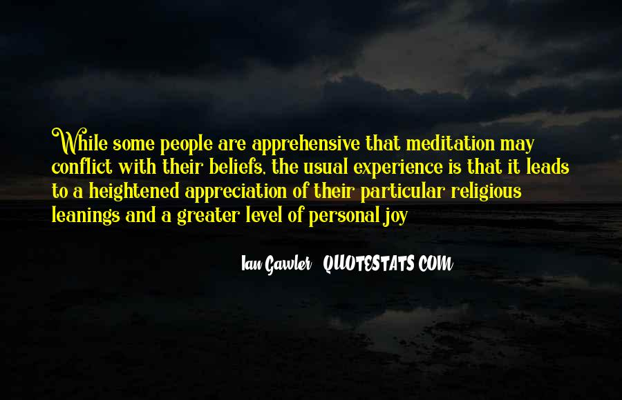 Quotes About Religious Conflict #57223