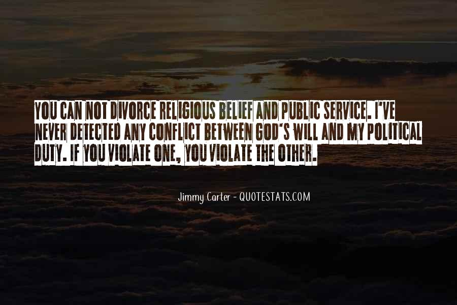 Quotes About Religious Conflict #835326