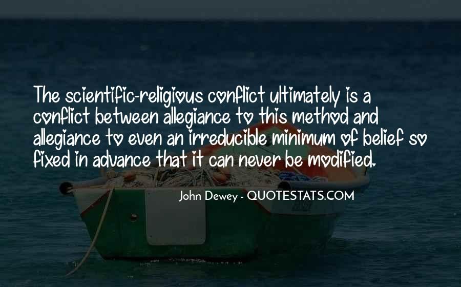 Quotes About Religious Conflict #854794