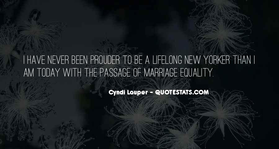 Quotes About Prouder #144730