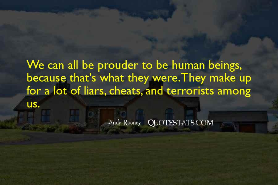 Quotes About Prouder #216531