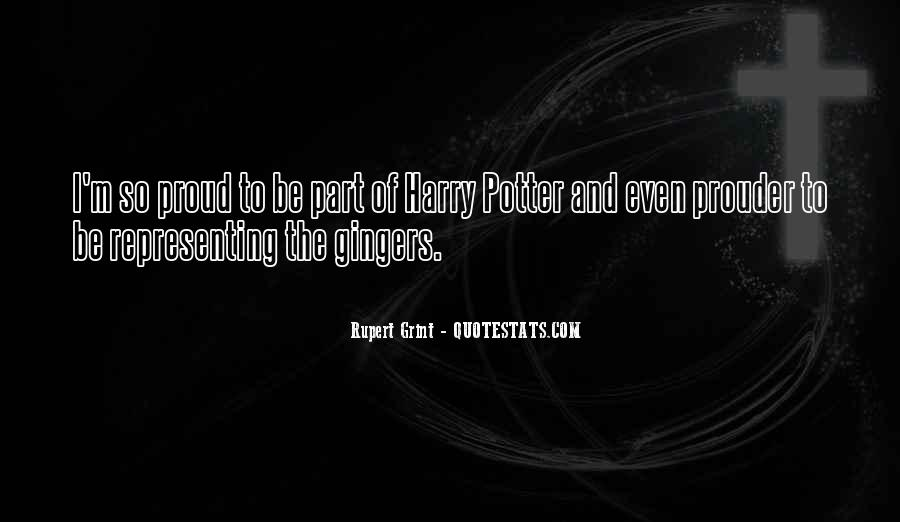 Quotes About Prouder #501970