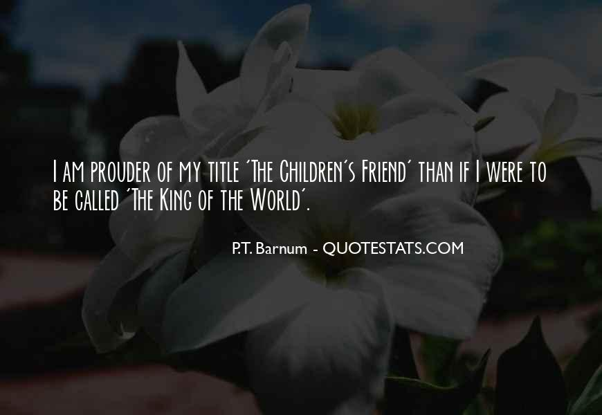 Quotes About Prouder #983408