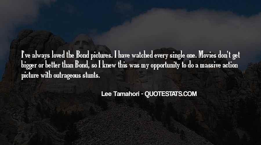Quotes About Massive Action #249253