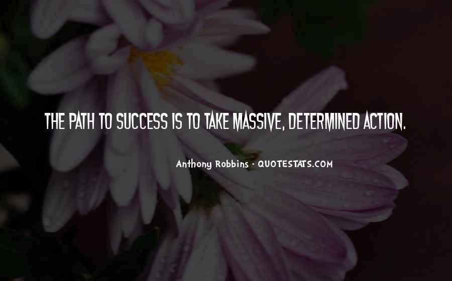 Quotes About Massive Action #432381