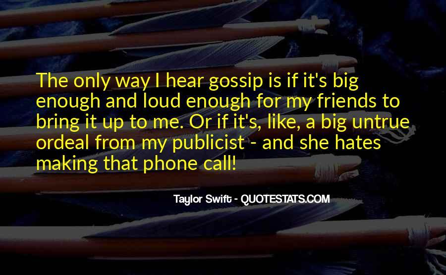 Quotes About Untrue Friends #1758041