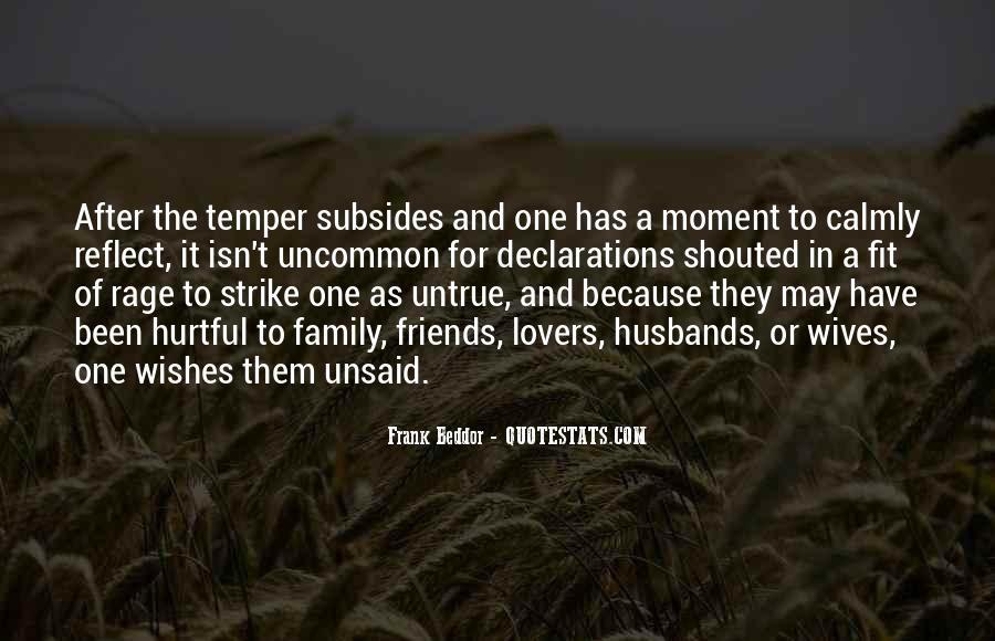 Quotes About Untrue Friends #1827574