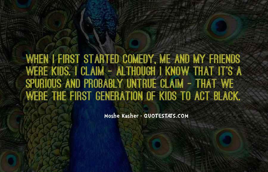 Quotes About Untrue Friends #736219