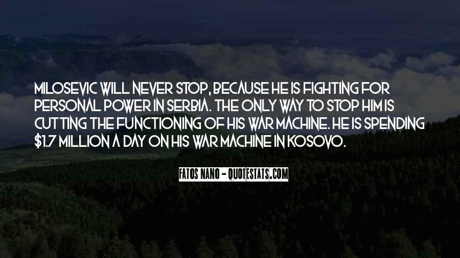 Quotes About Not Cutting Yourself #13677
