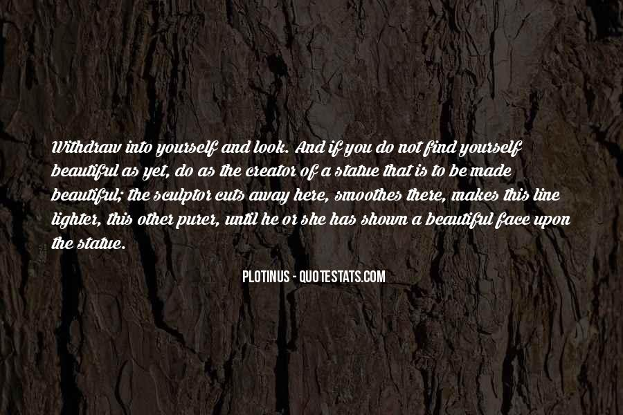 Quotes About Not Cutting Yourself #299857