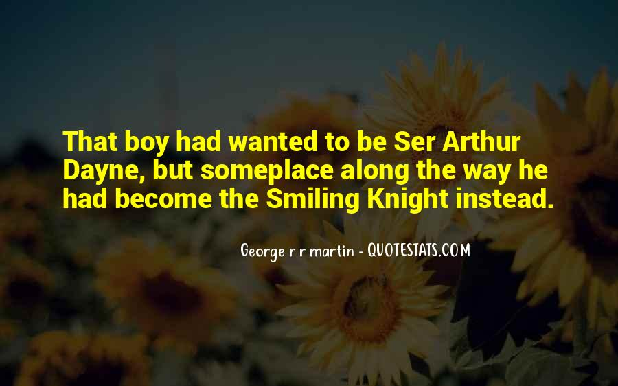 Quotes About Arthur Dayne #700536