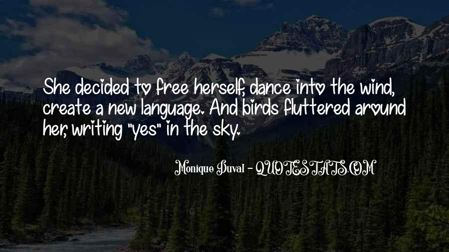 Quotes About Freedom Of Birds #20110