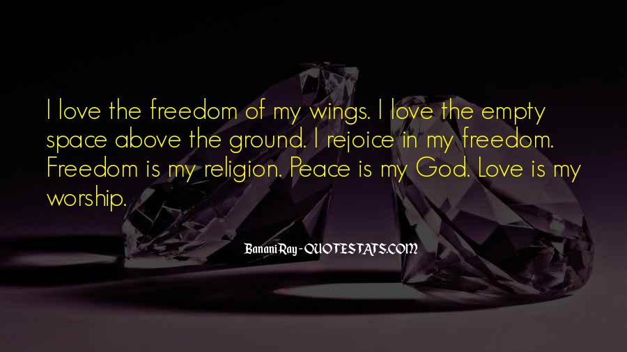 Quotes About Freedom Of Birds #225067