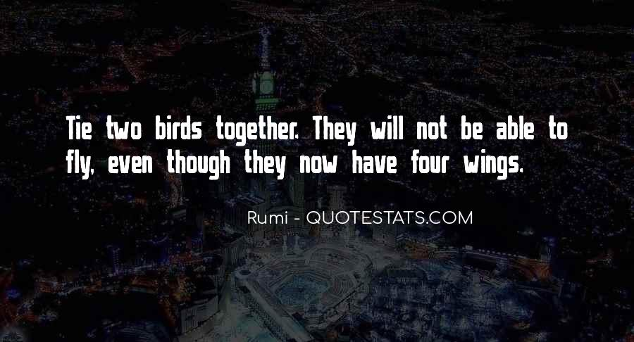 Quotes About Freedom Of Birds #383134