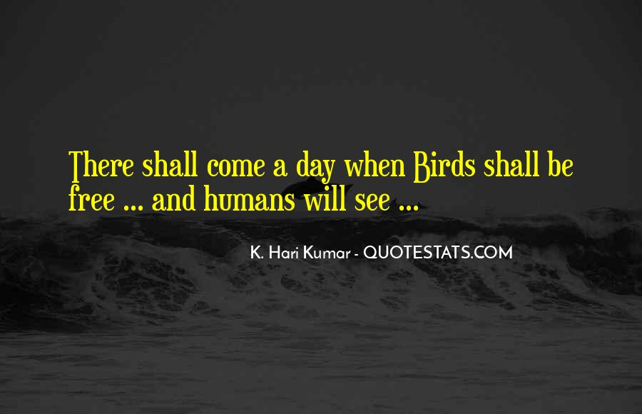 Quotes About Freedom Of Birds #449721