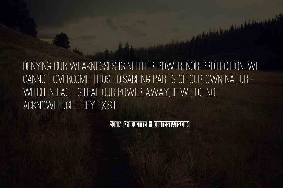 Quotes About Protection Of Nature #1279052